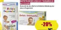 Batista bebelusului/sugarului - accesorii