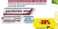 Parodontax/Sensodyne - igiena orala