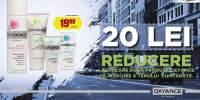 20 lei reducere la oricare doua produse Oxyance cumparate