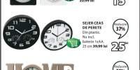Reducere intre 20-50% la toate ceasurile