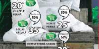 Reducere intre 30-60% la toate pernele decorative si de scaun
