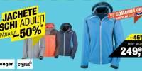 Jachete schi adulti reducere pana la 50%