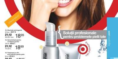 Solutii profesionale pentru ingrijirea tenului Clear Skin Professional
