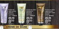 Crema de maini Avon Planet Spa pentru relaxare/hidratanta/ regeneranta