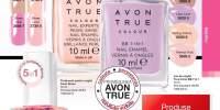 Tratament pentru unghii Avon True Colour
