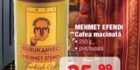Mehmet Efendi cafea macinata