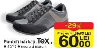 Pantofi barbati Tex