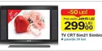 TV CRT Sim21 Simbio