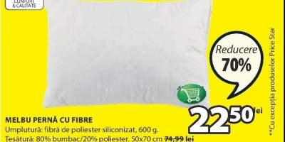 Perna cu fibre Melbu