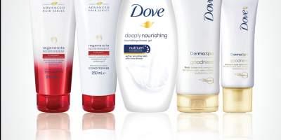 Produse de ingrijire Dove