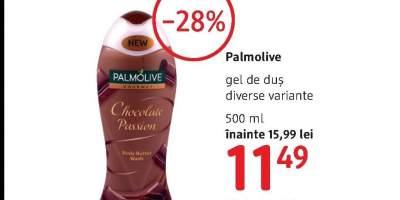 Gel de dus Palmolive