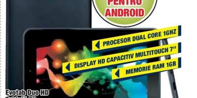 Tableta 7'' Duo HD Evotab