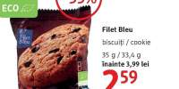 Biscuiti/cookie Filet Bleu