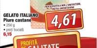 Gelato Italiano piure castane