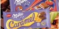 Milka ciocolata cu crema