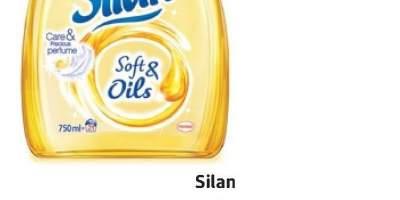Balsam de rufe Silan Soft&Oils