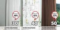 Draperie Lupin/ Rore/ Alvik