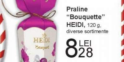 Praline 'Bouquett' Heidi