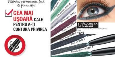 Creion contur stralucitor pentru ochi True Colour