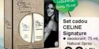 Set cadou Celine Signature