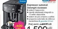 Espressor automat Delonghi ESAM2600