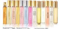 Mini apa de parfum