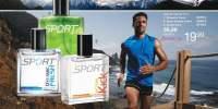 Apa de toaleta sport barbati Dynamic Fresh/ Sport Centre Action/ Action Kick