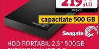 HDD Portabil 2,5'' 500 GB Expansion USB 3.0