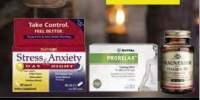Pana la 25% reducere la produsele selectionate pentru somn si stres