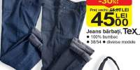 Jeans barbati, Tex
