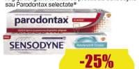 Parodontax/ Sensodyne - igiena orala