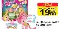 Set 'Nunta cu ponei' My Little Pony