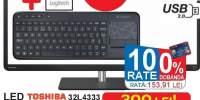 Led Toshiba 32L4333