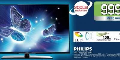 Led TV Philips 81 cm 32PFL3168H