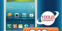 Smartphone Samsung I8190 Galaxy S3 Mini White