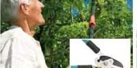 Foarfeci de forta pentru taieri pomi