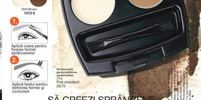 Kit duo mark pentru sprancene
