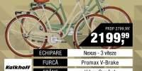 Bicicleta City Kalkhoff