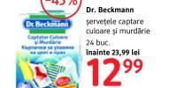 Servetele Dr. Beckmann