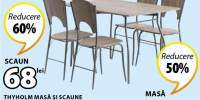 Masa si scaune Thyholm