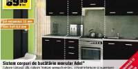 Sistem corpuri de bucatarie modular Adel