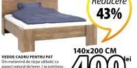 Cadru pentru pat Vedde