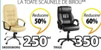 Reducere intre 30-60% la toate scaunele de birou