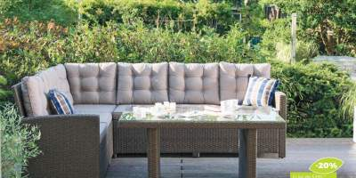 Set Lounge gradina Hartford