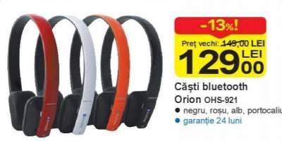 Casti Bluetooth Orion OHS-921