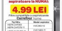 Filtru aspirator Carrefour Home