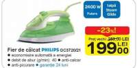 Fier de calcat Philips GC3720/21
