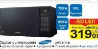 Cuptor cu microunde Samsung GW731K-B