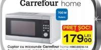 Cuptor cu microunde Carrefour Home HMO20DW-14