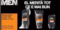 Produse ingrijire barbati revigorante Essentials Avon Men